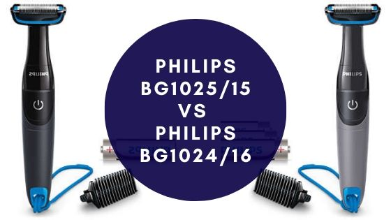 Philips bg1025_15 VS Philips bg1024_16 featured image