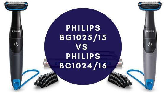 Philips bg1025_15 VS Philips bg1024_16 featured image