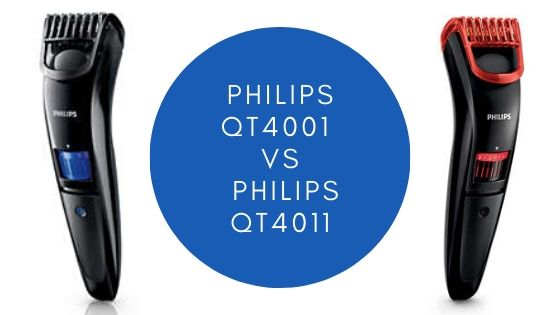 Philips qt4001 vs Philips qt4011 featured image