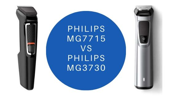 philips mg7715 vs Philips mg3730 Featured image